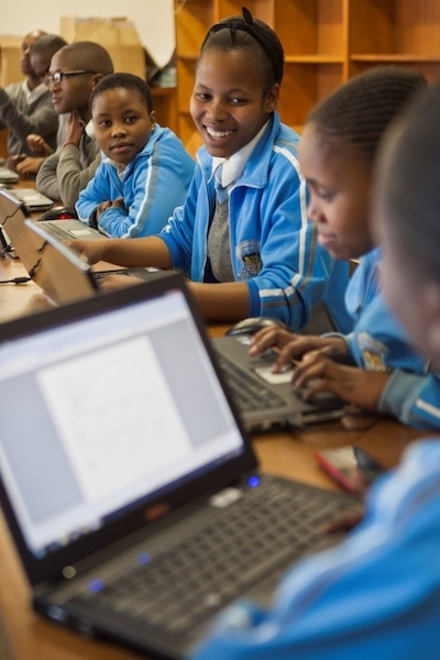 JDI Project: The South African Education and Environment Project (SAEP)